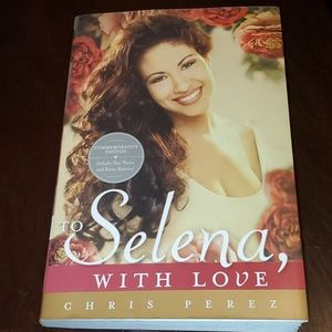 Book- Selena, With Love